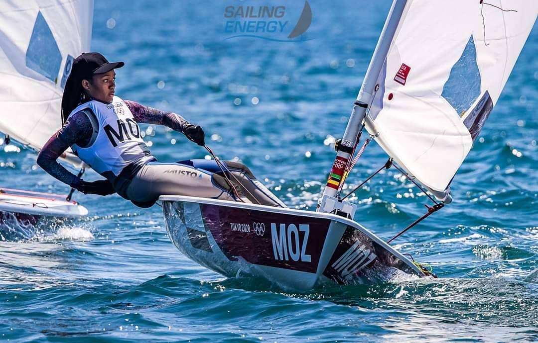 Deyze Nhaquile cai nove lugares no ranking com o resulta das ragatas 3 e 4